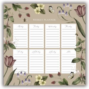 Calendars, Pads and Planners